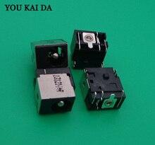 """2.5 מ""""מ המקורי החדש DC שקע חשמל עבור Lenovo Ideapad Toshiba Y510 Y530 Y710 Y730 L3000 G230 1130 1135 2430 PP10S 120L 1200"""