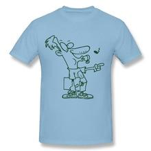 New Mens Cotone di Alta Qualità Arbitro FAI DA TE T Shirt O Collo Manica Corta Boy T Shirt, Big Size S 5XL