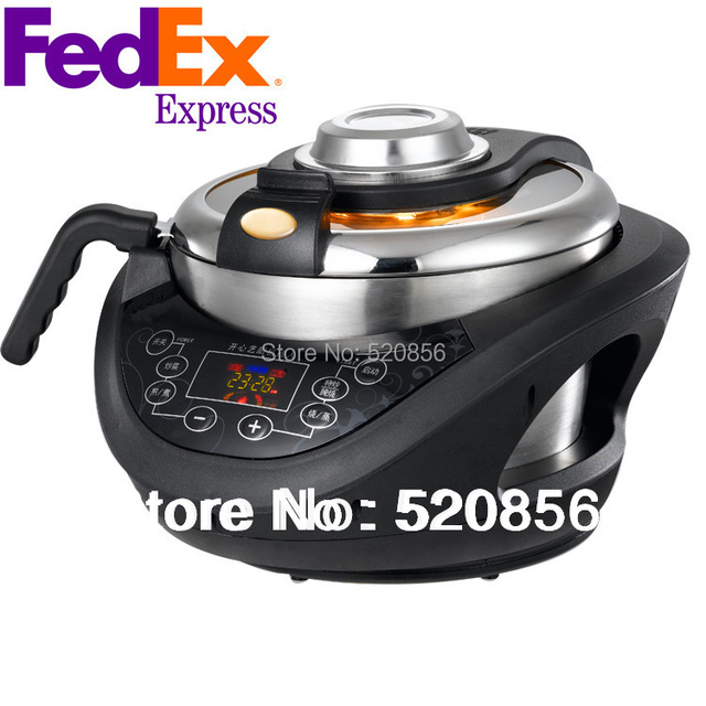 2014 New Design Robot Cooking Machine Electric Stove Food Processors ...