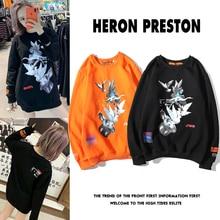 New Heron Preston Hoodies Men Women CTNNB Embroidery Streetwear Hip Hop Harajuku Sweatshirts Vetements Hoodie