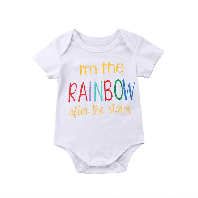 0d0be0f8555 Pudcoco Cute Newborn Baby Boys Girls Cotton Romper Short Sleeves Jumpsuit  Summer Casual Baby Clothes
