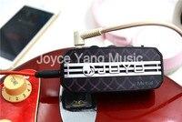 JOYO JA 03 Mini Pocket Guitar Amplifier 6 Effect Metal Lead English Channel Super Lead Tube