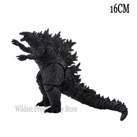 Godzilla Gojira King of the Monsters Action Figure Toys SHF Juguetes Collectible Anime Figura Gojira movie Figurine 16CM