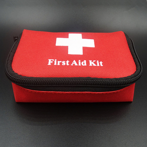 Image 3 - Hot Sale  Portable Travel First Aid Kit Outdoor Camping Emergency Medical Bag Bandage Band Aid Survival Kits