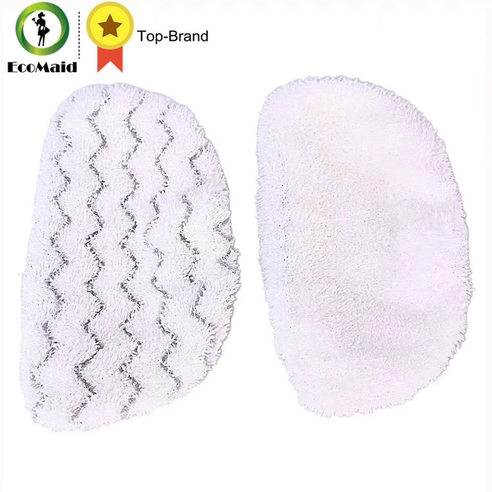 Steam Mop Pads for Bissell PowerFresh Microfiber Power Steamer Mop Pad Washable Replacement For Bissell Mop Pad аксессуар bissell из микрофибры 57f4 2032200