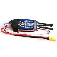 Unique RC Aircraft Airplane Model UMG 031 60A ESC Part For Unique AC 10 RC Gyrocopter