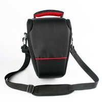 DSLR Kamera Tasche Fall Für Canon EOS 4000D M50 M6 200D 1300D 1200D 1500D 77D 800D 80D Nikon D3400 D5300 760D 750D 700D 600D 550D