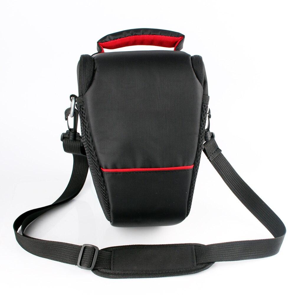 DSLR Kamera Tasche Fall Für Canon EOS M50 M6 200D 1300D 1200D 1500D 77D 800D 80D Nikon P1000 760D 750D 700D 600D 550D 60D T5i T6i