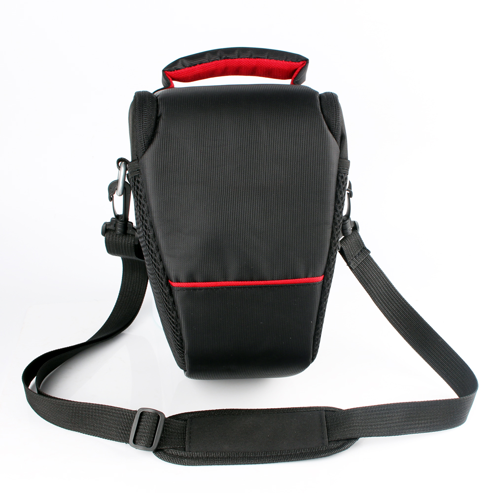 Hot style DSLR Camera Bag Case For Canon EOS M50 M6 200D 1300D 1200D 1100D 77D 80D 6D 760D 750D 700D 600D 550D 60D T5i T6i 100D
