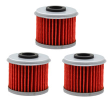 3pcs motorcycle Engine parts Oil Grid Filters for HONDA CRF250R CRF250 CRF 250 R 2004-2014 2016 Motorbike Filter