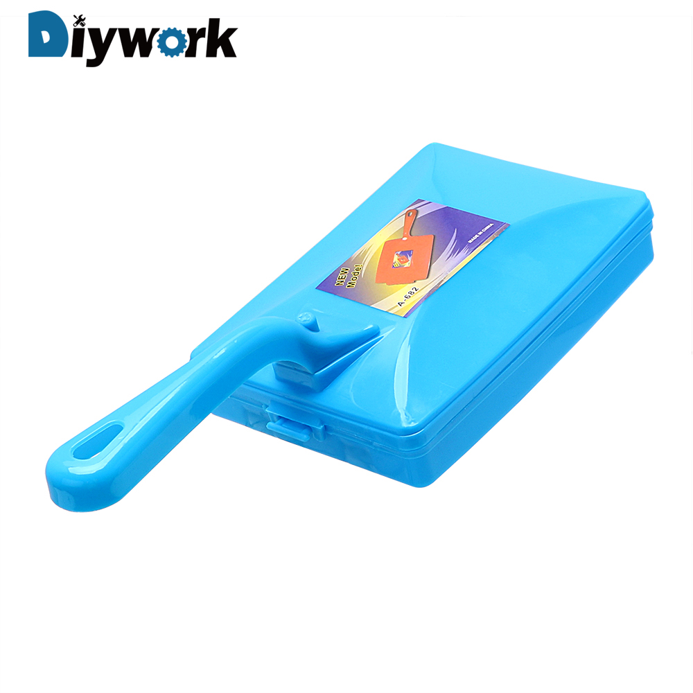 DIYWORK Dirt Cleaning Tool Dusty Cleaner Collector Roller Bed Table Sofa Brush Carpet Brush Handheld Crumb Sweeper