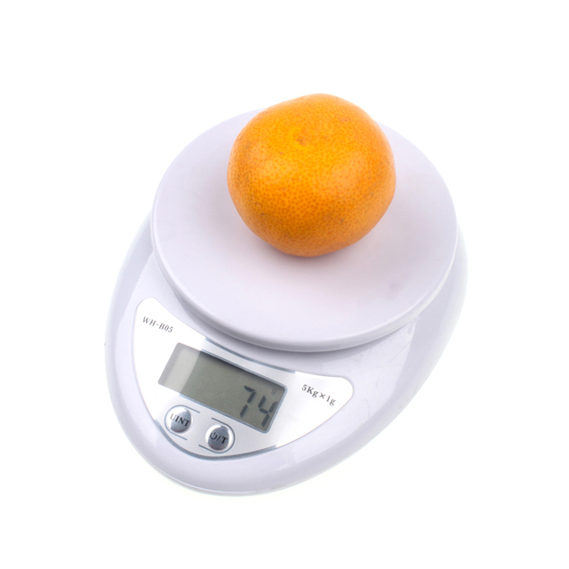 5000g/1g 5kg LED Electronic scale Food Diet Kitchen Digital Scale Scales Cooking Tools kitchen scales, electronic Balance