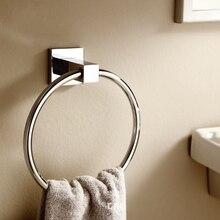6860 Simplye стиль твердой латуни медь хром закончил аксессуары для ванной комнаты полотенце кольцо, полотенце держатель, полотенце Bar-6660