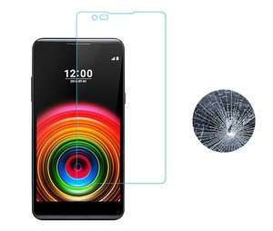 Image 3 - 2PCS 강화 유리 s LG X 파워 용 초박형 스크린 프로텍터 LG X 파워 강화 된 보호 필름 + 클리닝 키트 HATOLY