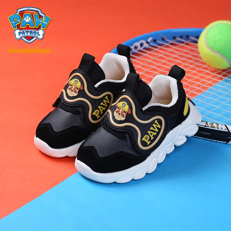 PAW Children's Casual Shoes Boys Kids Sports Sneakers Shoes Girls Comfortable Non-slip Breathable Running Shoes Size 21-30