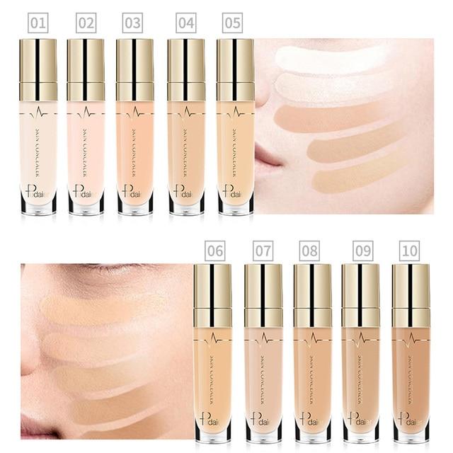 Pudaier 1PC 21Colors Concealer Liquid Rewind Beauty Face Make up Eye Dark Circles Primer Eraser Corrector Foundation Base 3