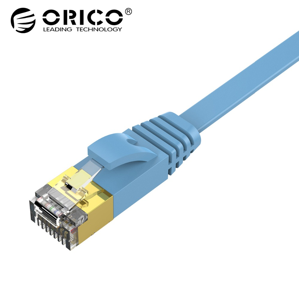 Orico Cat6 Ethernet Cable Lan Cat 6 Rj45 250mhz 1000 Mbps Wiring Flat Network 1m 3m 5m 10m For