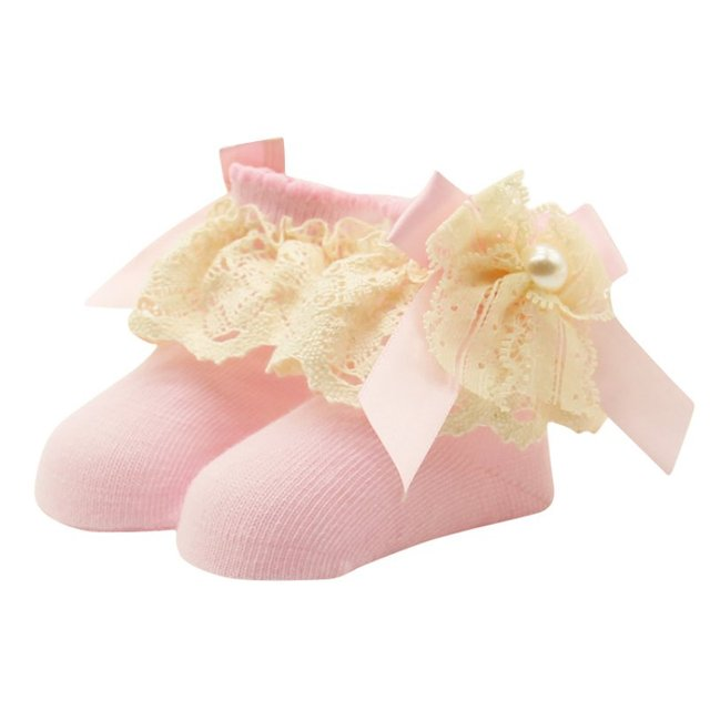 df5ef020526bc US $1.19 22% OFF|Newborn Baby Infant Barefoot Toddler Foot Flower Band Girl  Sandals Socks 2PC-in Socks from Mother & Kids on Aliexpress.com | Alibaba  ...