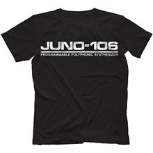Shirt Design Website Crew Neck Juno 106 Analog Synth Retro 60 Jupiter Short Sleeve Graphic Tees For Men(China)
