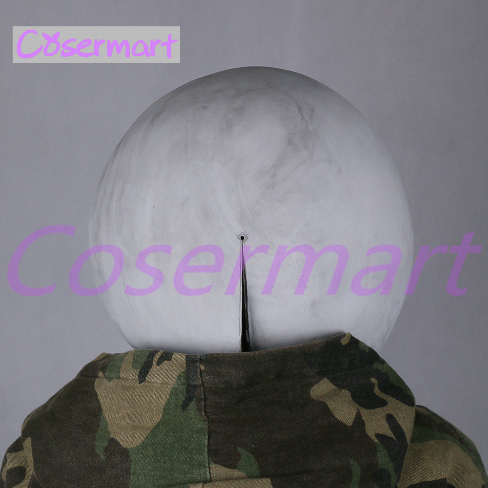 Cos Hot Game NieR Automata Masks Cosplay Emil Mask Helmet 11 Latex Halloween Party (3)
