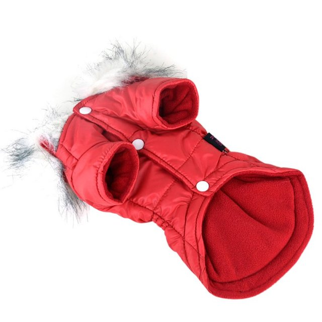 Warm Winter Hoodie Zip Pockets 6