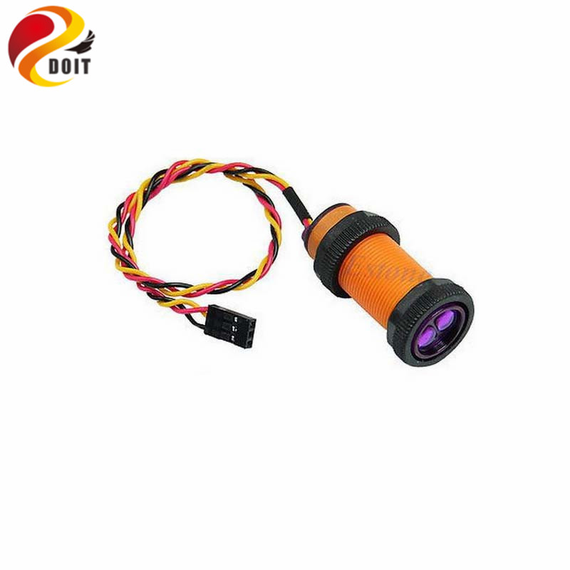 Official DOIT Smart Car Proximity Switch IR Infrared Obstacle Avoidance Photoelectric Sensor for toy