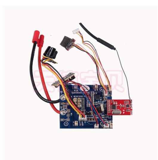 BAYANGTOYS Bayang zabawki X16 GPS RC Quadcopter części zamienne odbiorniku pokładzie (GPS wersja) w Części i akcesoria od Zabawki i hobby na  Grupa 1