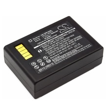 цена на Battery for Trimble R10 Smart Receiver New Li-Ion Rechargeable Accumulator Pack Replacement  76767 990373 7.4V 3600mAh