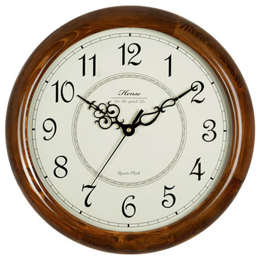 Vintage Wall Clock Living Room Hanging Nordic Large Wall Clock Wooden Kitchen Barbearia Watch Home Woonkamer Decoratie 50JN137