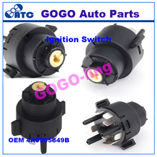Free Shipping Ignition Switch For Porsche Boxster 911 Audioem 4a0905849b