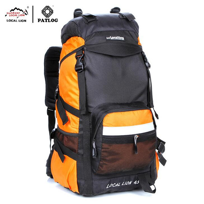 36-55L Drawstring Backpack Multi-function Printing Backpack Casual Men's Bags Wear-resisting Women's Bag Simple Laptop M061 dugadi dzrzvd 36 55l