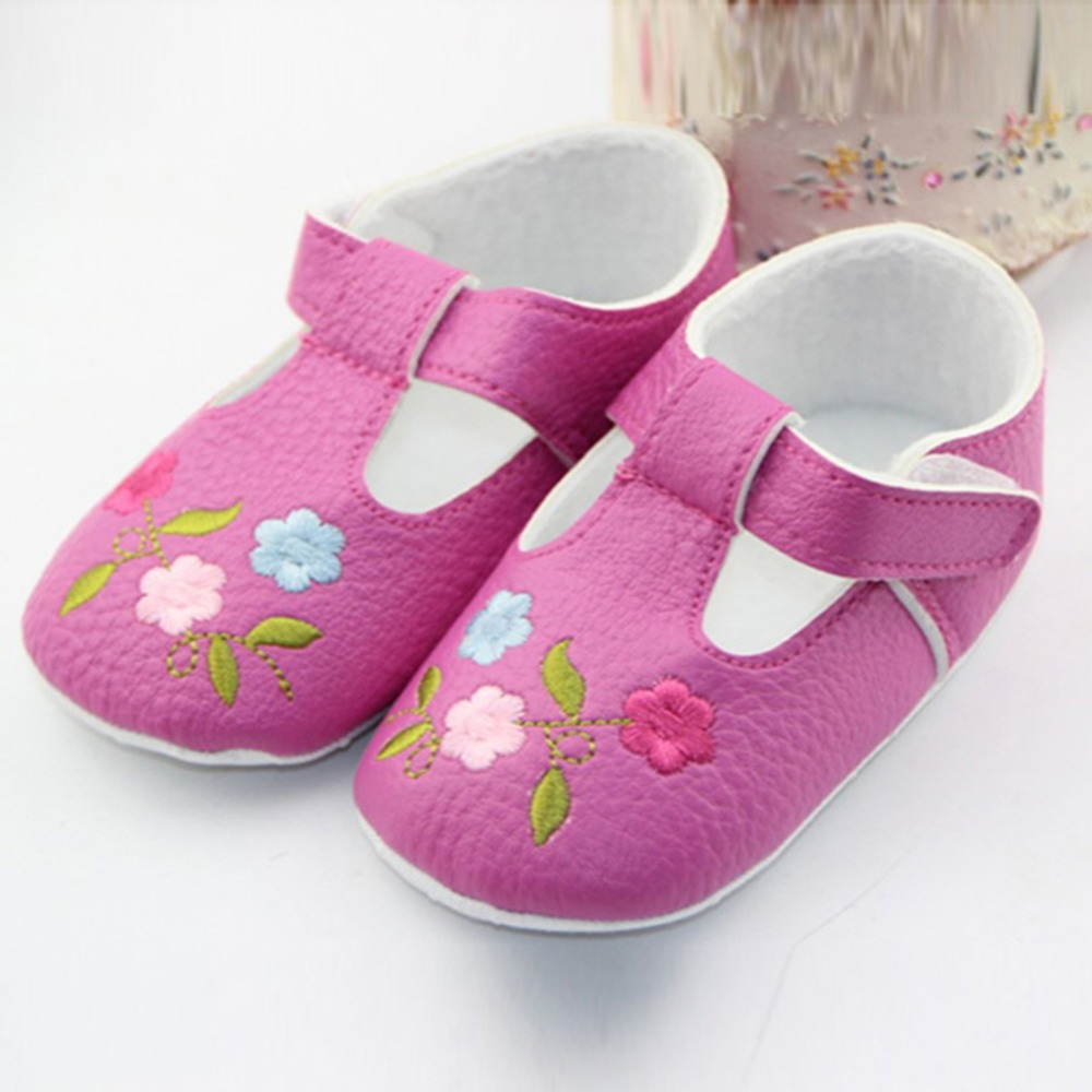 All kinds of first walker Newborn baby shoes sapato bebe pink princess children girls shoes newborn brand kids infa
