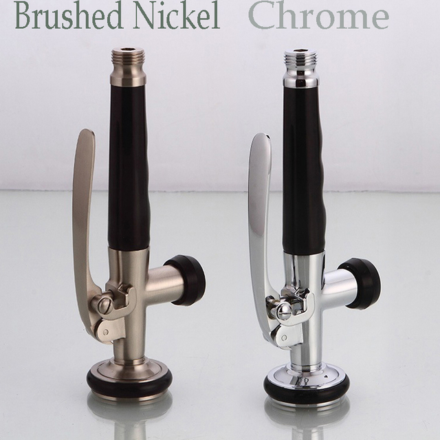 Good Quality Pull Out Spray Kitchen Faucet Replacement Shower ...