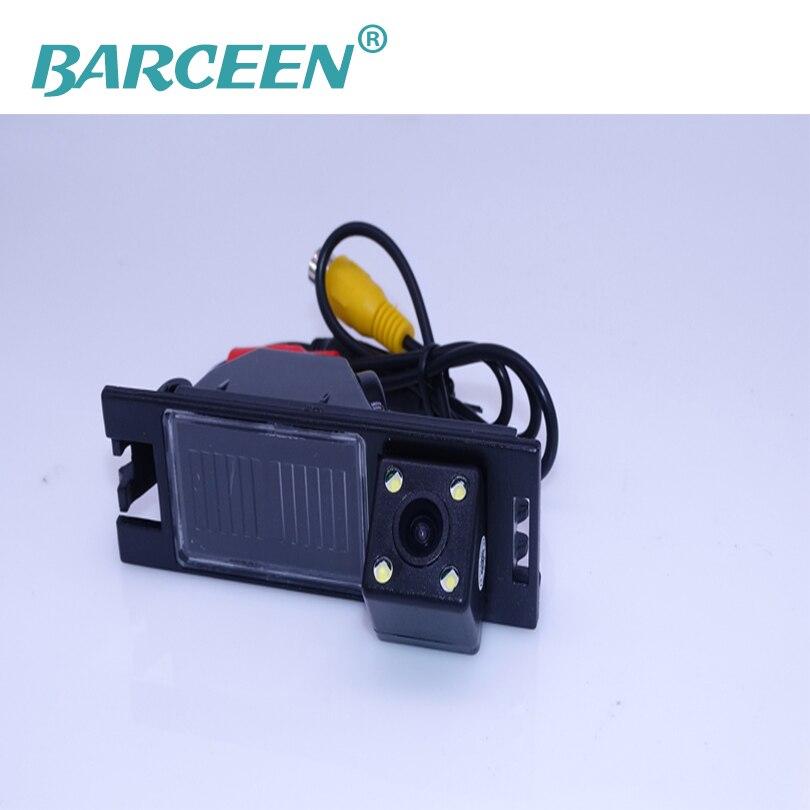 imágenes para 1 unids cámara retrovisor coche adecuado para Hyundai IX 35 2010/2012 alambre 170 de ancho ángulo de visión de la lente de cristal A PRUEBA de agua