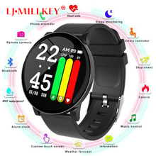 цены New Smart bracelet Smart watch Call Reminder Waterproof Heart Rate Monitor Weather Forecast Fitness Tracker Watch