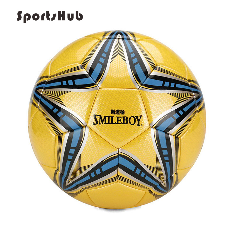 SPORTSHUB PU ballons de Football taille 4 but de Football balle de ligue sports d'intérieur balles d'entraînement futbol voetbal bola BGS0005-1