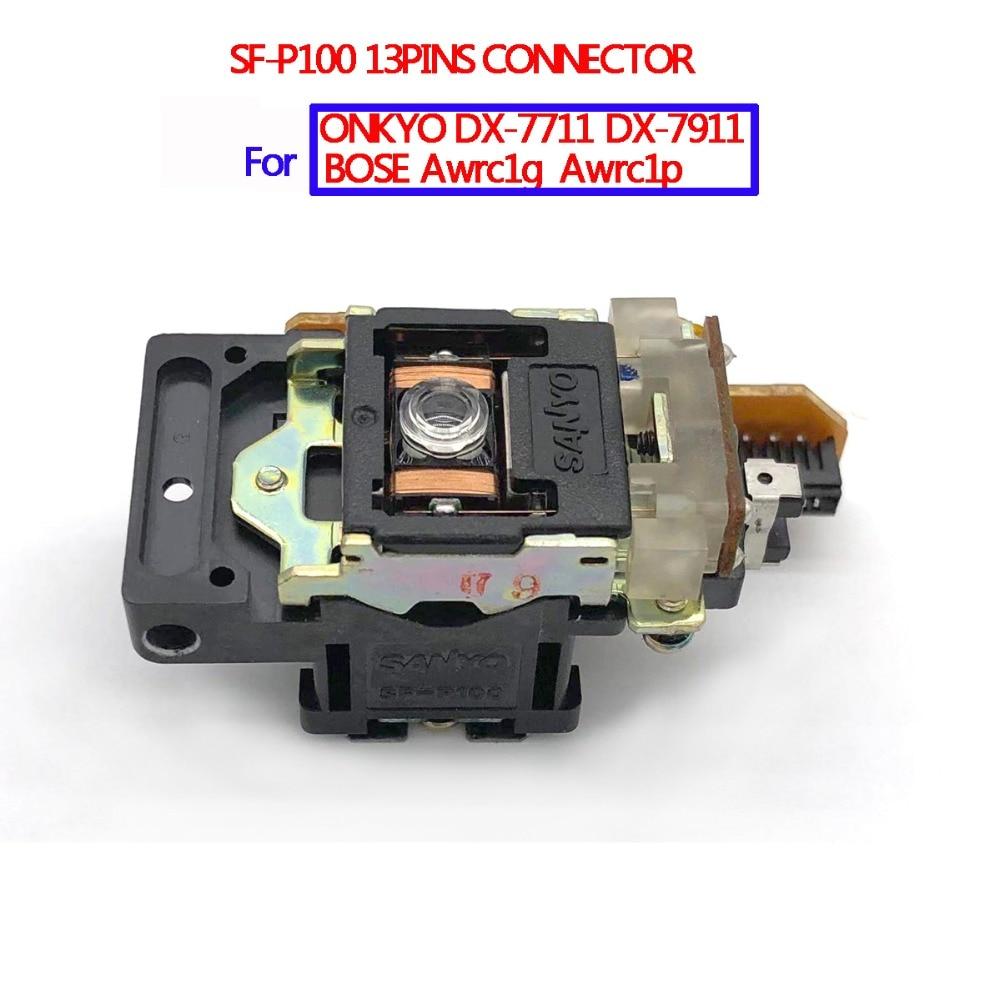 Original nouveau SF-P100 13 connecteur de broches cd lentilles laser pour ONKYO BOSE lecteur cd