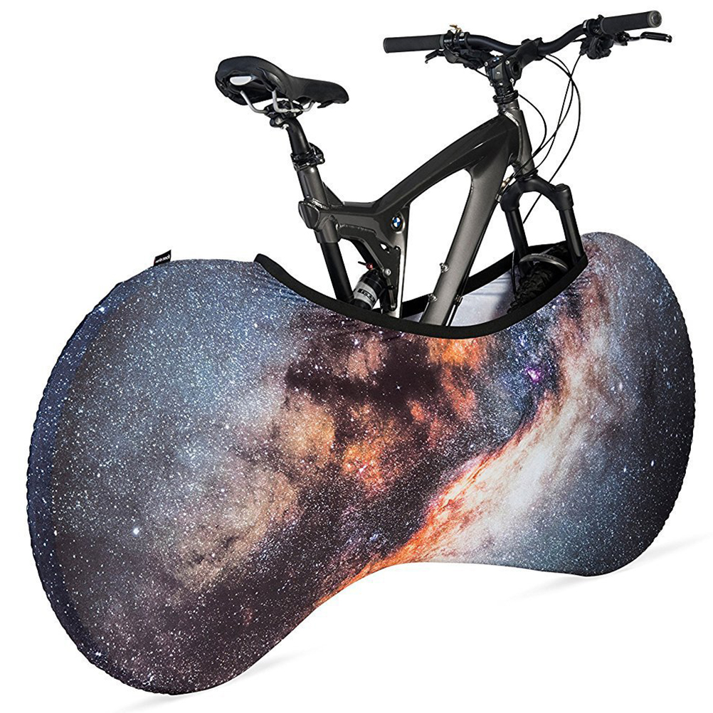 Bike Cover Indoor Anti-dust Bicycle Garage Wheel Chains Cover Storage Bag US NEW