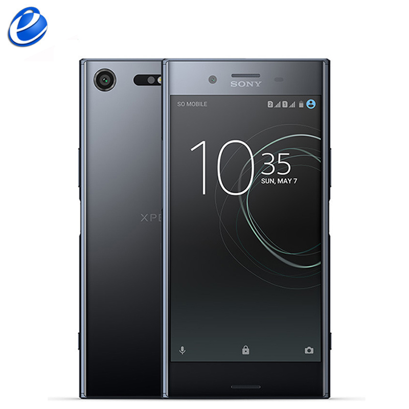 "Sony Xperia XZ Premium Dual Sim XZP G8142 5.5"" Android smartphone 4G RAM 64G ROM Octa Core Quick Charge 3.0 4G LTE Mobile Phone"
