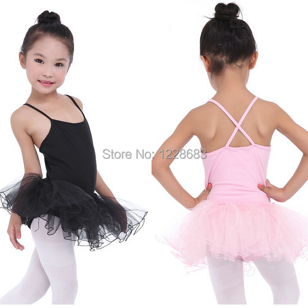 Us 588 New Camisole Skirt Leotard Dancewear Vestidos Danza Roupa De Ballet Dance Wear Ballerina Girls Ballet Dress For Children In Ballet From