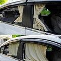 Hypersonic 2 ШТ. 70 см Сетки L Авто Задняя Валанс УФ Зонт Пелерина Козырек Окна Автомобиля Занавес