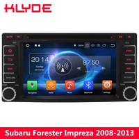 KLYDE 4G WIFI Octa Core Android 8.0 7.1 4GB RAM 32GB ROM Car DVD Multimedia Player Radio For Subaru Forester Impreza 2008 2013