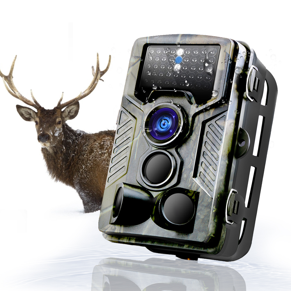 EYOYO Camera Trap Hunting Camera IP65 Waterproof Night Vision Wild Cameras Photo Trap 940nm Viewing Trail Camera HC 800A