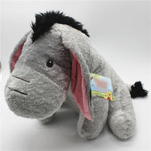 New arrival Sitting 40cm Movie Christopher Robin big size Eeyore donkey plush soft Kids doll Eeyore stuffed Plush Toy
