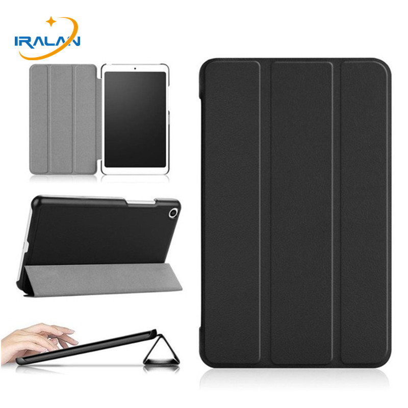 PU leather Magnetic Smart Stand Case For Xiaomi Mipad <font><b>4</b></font> Plus <font><b>10</b></font> 2018 Tablet Protective Cover For mi pad <font><b>4</b></font> plus <font><b>10</b></font>.0 inch+3 in <font><b>1</b></font> image