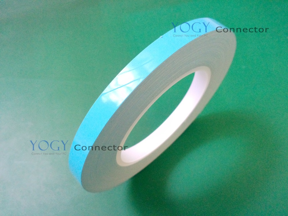14mm*0.25mm*25M Thermal Interface Bonding Materials, Heat Transfer Adhesive Tape for LED Lighting Strip hso321s 3225 25m 25mhz 25 000mhz