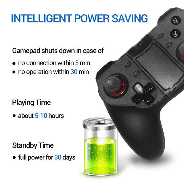 المقود مقبض لاسلكي أندرويد المحمول غمبد تحكم ل Pubg الألعاب الوسادة بلوتوث اللاسلكية ل أندرويد IOS الهواتف المحمولة 5