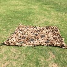 4x6m Car-cover Sun Shelter Desert digital Military Camo Netting Car-covers Sun Shelter Military Camo Netting Outdoor Sports