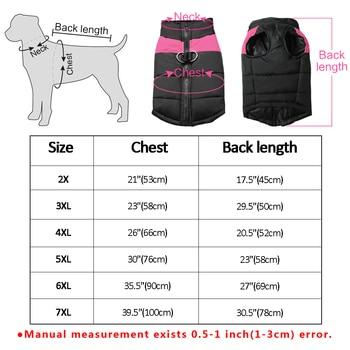Large Dog Coat Ropa Perro  5