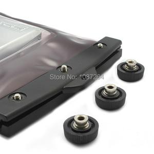 Image 2 - מקרה מתחת למים עמיד למים תיק תיק שיכון הצלילה השחייה הקיץ DC WP10 עבור מצלמה דיגיטלית קטנה